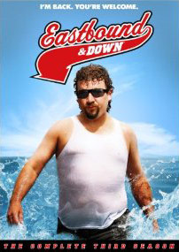 Eastbound & Down Season 3 DVD / Bluray