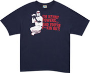 I'm Kenny Powers and You're F**cking Out Shirt